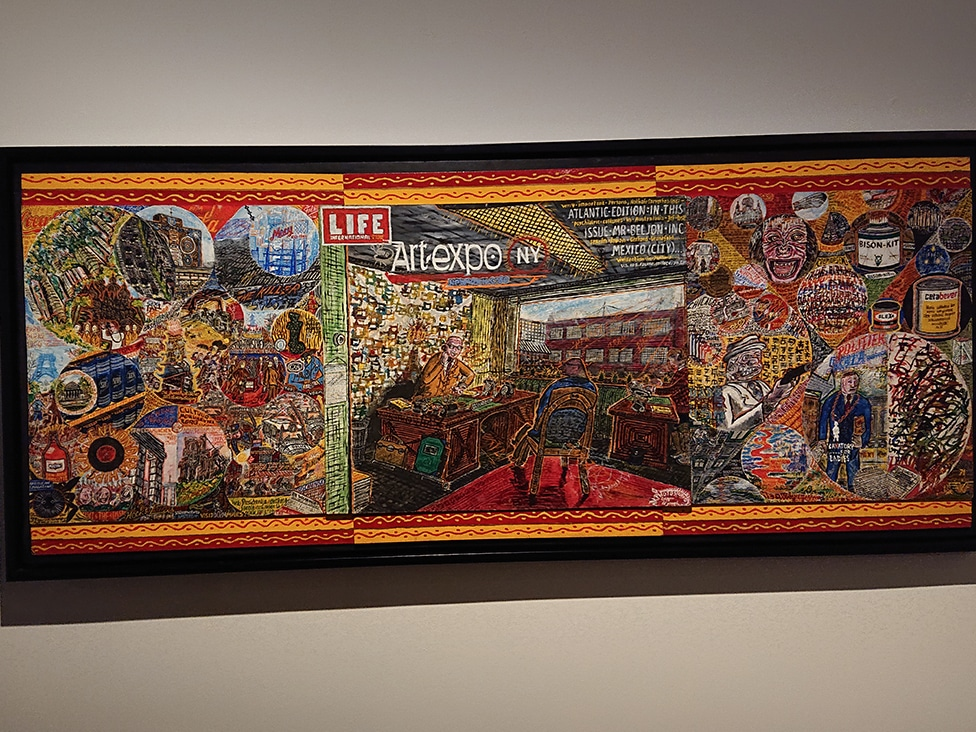 Outsider art museum woest life